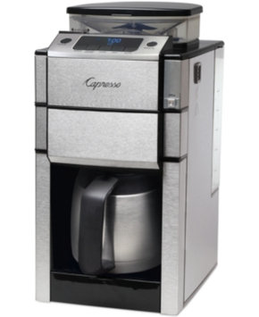 Jura Capresso Capresso CoffeeTEAM PRO Therm Coffee Maker with Grinder