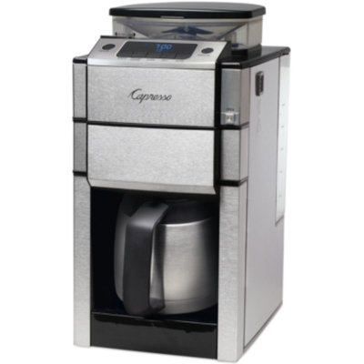 Jura Capresso Capresso CoffeeTEAM PRO Therm Coffee Maker with Grinder