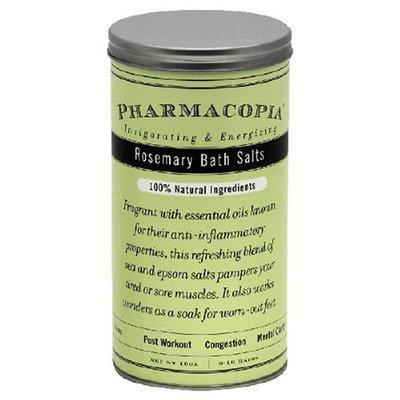 Pharmacopia Bath Salts, Rosemary, 16-Ounces