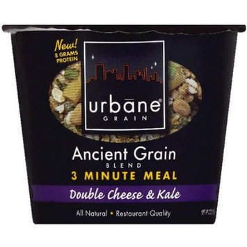 Urbane Grain Ancient Grain Blend Double Cheese & Kale 3 Minute Meal, 2 oz, (Pack of 6)