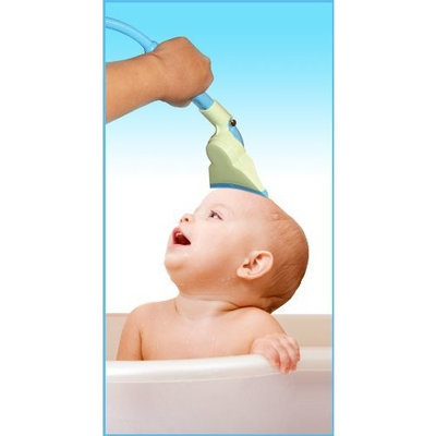 Oblue Shower O'Blue Baby and Toddler Bath Shower System