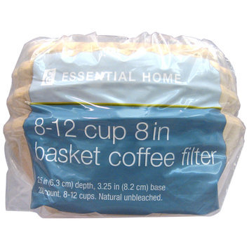 Kmart Corporation KMART CORPORATION 8 12 Cup Basket Coffee Filters 200 count - KMART CORPORATION