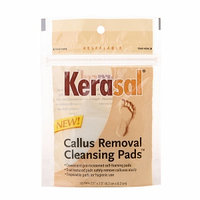 Kerasal Callus Removal Cleansing Pads