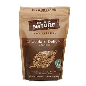 Back to Nature Granola to Go