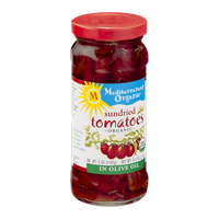 Mediterranean Organic Sundried Tomatoes in Olive Oil