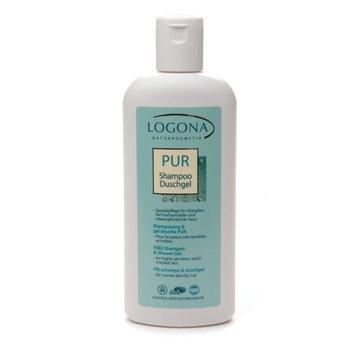 Logona Free Shampoo Shower Gel