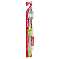 Colgate Plus Full Head Dual Cleaning Tip Medium Toothbrush