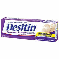 Desitin Diaper Rash Maximum Strength Original Paste