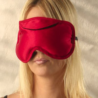 Living Healthy Products Living Health Products HP102-2-STN Herbal Eye Mask Satin