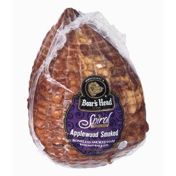Boar's Head Spiral Sliced Applewood Smoked Boneless Ham