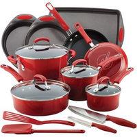 Rachael Ray 17-Piece Cookware Set