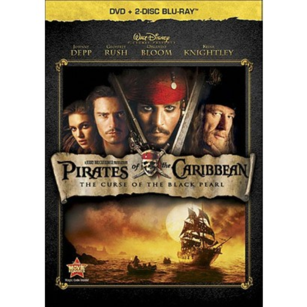 Disney Pirates of the Caribbean: The Curse of the Black Pearl