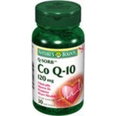 Nature's Bounty CoQ10 30 mg Q-Sorb Softgels, 50 ct
