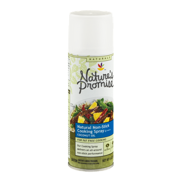 Nature's Promise Non-Stick Coconut Oil Cooking Spray