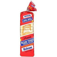 Holum Holsum Texas Toast Thick Slice White Enriched Bread - 2 Loaves