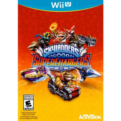Activision Skylanders Supcharger Game (Wii U) - Pre-Owned