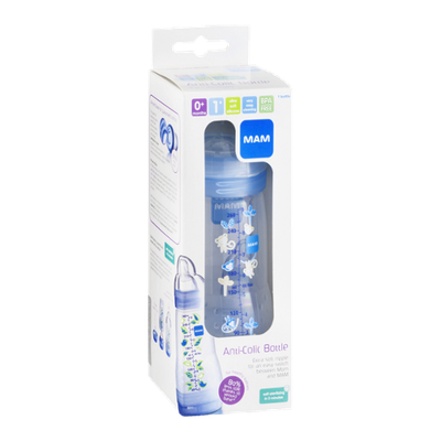 MAM Anti-Colic Bottle 8 OZ