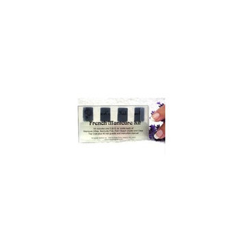 Honeybee Gardens French Manicure Kit 4 Pieces