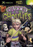 Rare Grabbed by the Ghoulies
