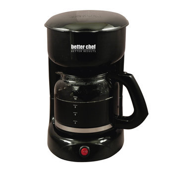 Better Chef IM-112B 12 Cup Black Coffeemaker