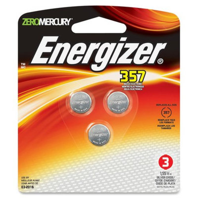 Energizer Mercury Free Watch Electronic Battery