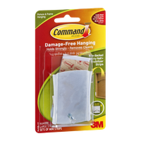 Command Brand Picture & Frame Hanging - 1 CT