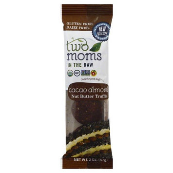 Two Moms In The Raw TRUFFLE, OG1, CACAO, (Pack of 6)