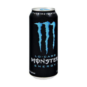 Monster Lo-Carb Energy Drink