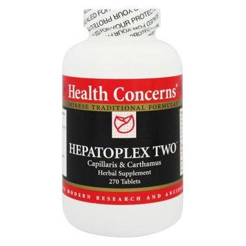 Health Concerns - Hepatoplex Two - 270 Tablet(s)