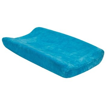 Trend Lab Changing Pad Cover - Pacific Blue