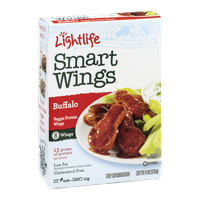 Lightlife Smart Wings Buffalo - 8 CT