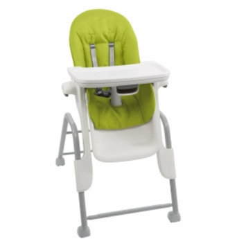 OXO tot Seedling High Chair, Green, 1 ea