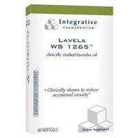 Integrative Therapeutic's Integrative Therapeutics Lavela WS 1265 Lavender Oil 60 Softgels