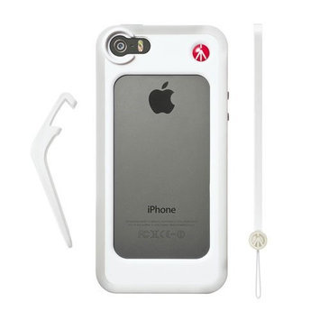 Manfrotto KLYP White Bumper for iPhone 5/5s