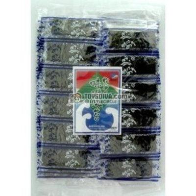 Nori Seasoned Seaweed Snack -- 100 Individually Wrapped Bags