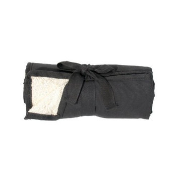 JL Childress 100% Cotton Full Body Changing Pad, Black (Discontinued by Manufacturer)