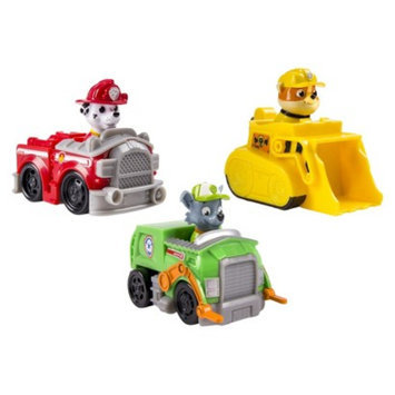 Nickelodeon, Paw Patrol - Rescue Racers 3pk Vehicle Set Marshal
