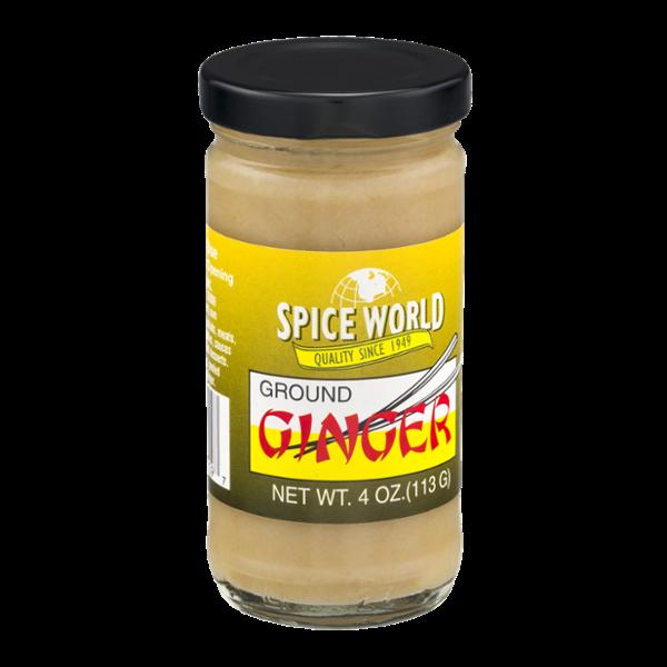 Spice World Ground Ginger
