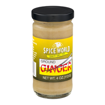 Spice World Ground Ginger