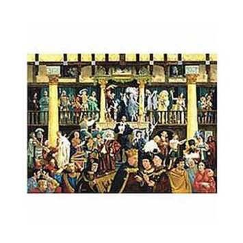 SunsOut All The World's a Stage 1500 Piece Puzzle Ages 12+