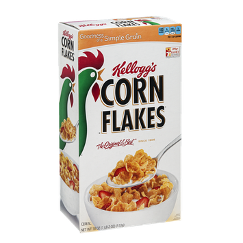 Kellogg's Cereal Corn Flakes The Original & Best