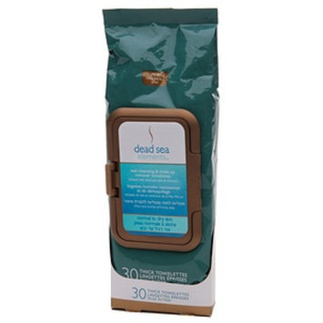 Dead Sea Elements Thick Towelettes