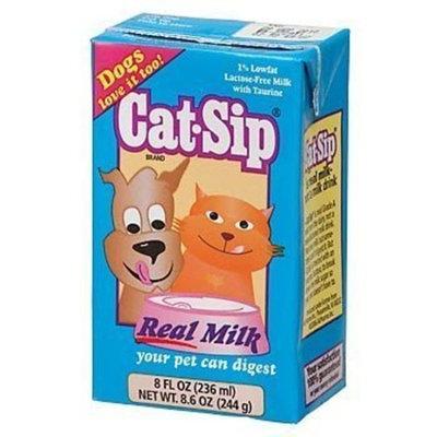 Cat-sip Cat Sip Real Milk (4-pack)
