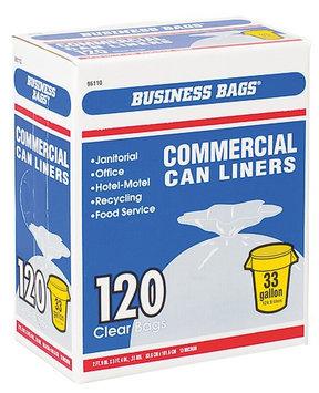 120 Ct 33 gal Trash Bag 961104 by Berry Plastics