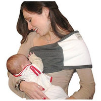 Slurp & Burp Baby Bond Large / X-Large Original Nursing Cover in Charcoal