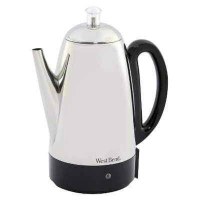 West Bend 12-cup Coffee Percolator