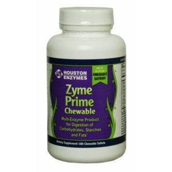 Houston Enzymes Zyme Prime Chewable 180tb