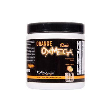 Controlled Labs Orange OxiMega Reds, Orange Flavor, 10 Servings