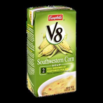 V8® Southwestern Corn Soup
