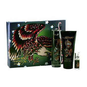 Ed Hardy for Men 3-Piece Gift Set